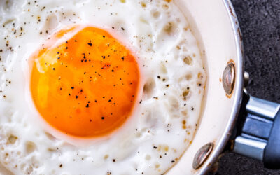 Eggs are linked to a Reduced Risk of Heart Disease